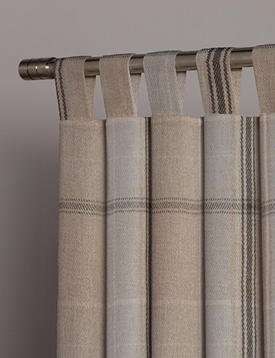 Curtain abercrombie natural next made to measure