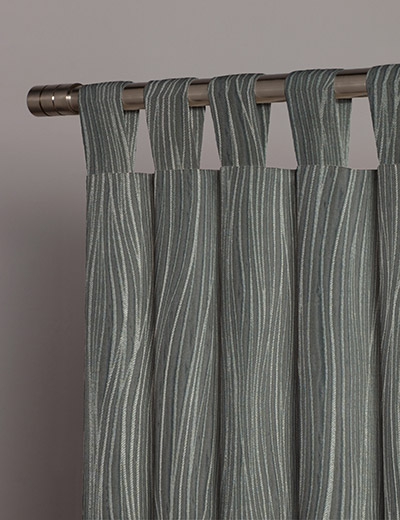 Curtain Metallic Wave, Silver | Next Made To Measure