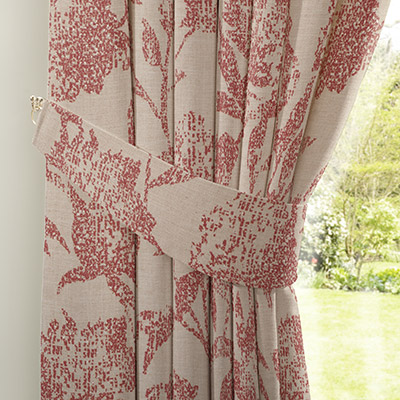 Curtain Kinsey Rust Next Made To Measure