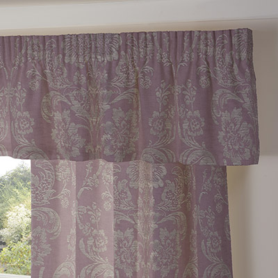 Shower Curtains With Valance And Tiebacks Image Of Lisbon