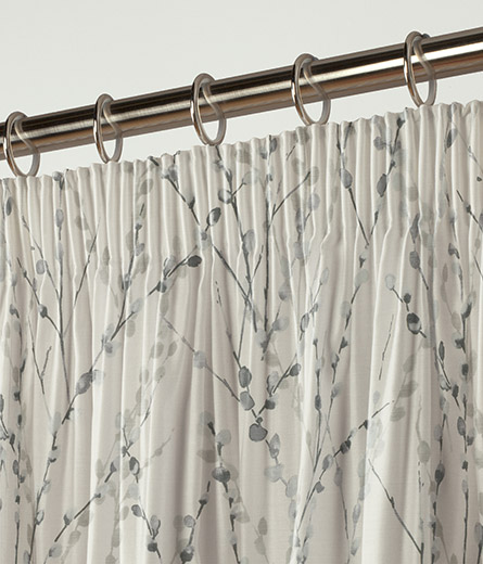 Curtain Delicate Willow Natural Next Made To Measure