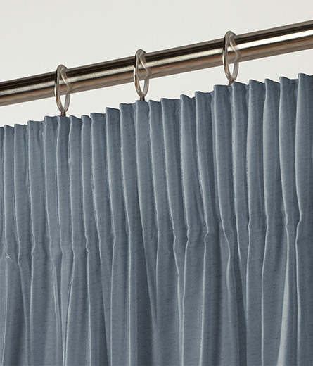 Curtain Sikkim Slate Blue Next Made To Measure