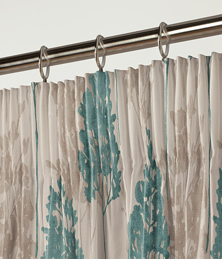 curtain alice 21 teal next made to measure. Black Bedroom Furniture Sets. Home Design Ideas