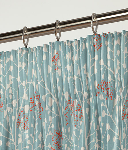 curtain hamilton turquoise next made to measure. Black Bedroom Furniture Sets. Home Design Ideas