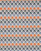 Kemble, Blue/orange