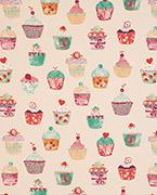 Cup cakes, Vanilla