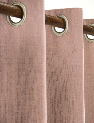 Curtain Details For Aragon Dusky Pink Curtain Express