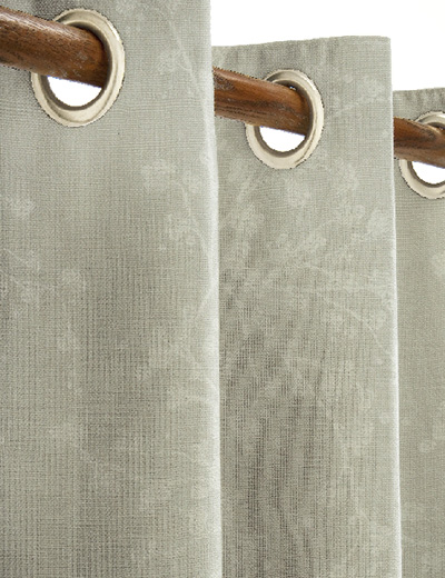 Curtain details for ASHBURTON, CREAM | Curtain Express