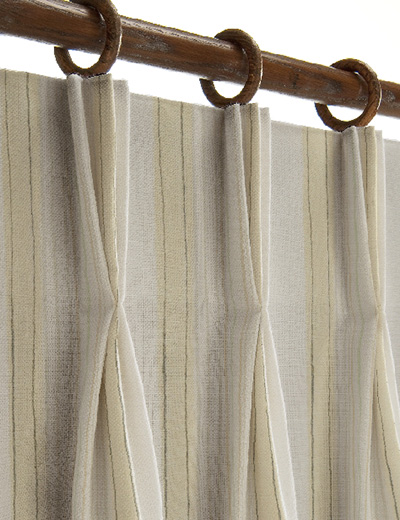 curtain details for ditsy stripe ochre next made to measure. Black Bedroom Furniture Sets. Home Design Ideas