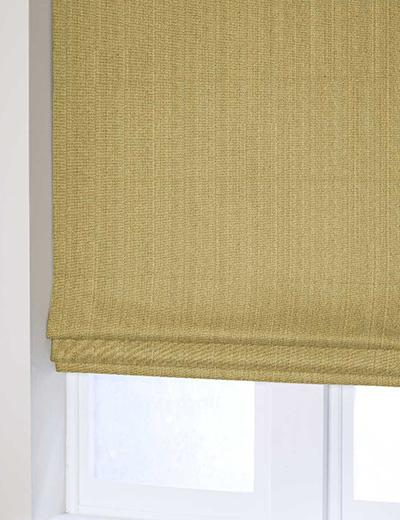 Curtain Mini Tonal Geo Ochre Next Made To Measure