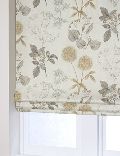 Curtain Botanical Floral Natural Next Made To Measure
