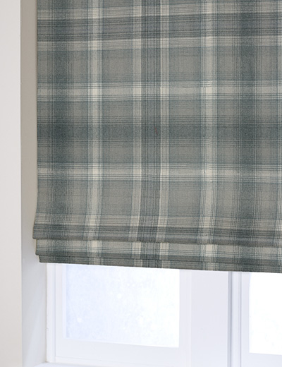 Curtain Details For Cosy Check Mink Next Made To Measure