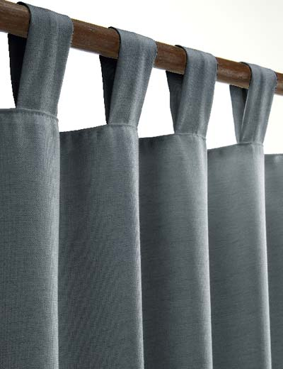 Curtain Details For SIKKIM SLATE BLUE