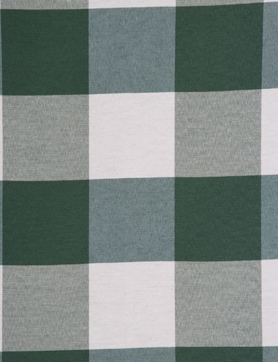 GREEN GINGHAM CURTAINS « Blinds, Shades, Curtains