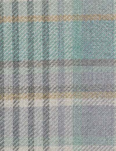 Padstow Woven Check Teal Next Made To Measure