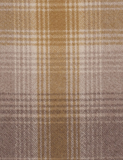 Curtain Decor Ideas For Living Room: Buy Cosy Check, Ochre Fabric By The Metre
