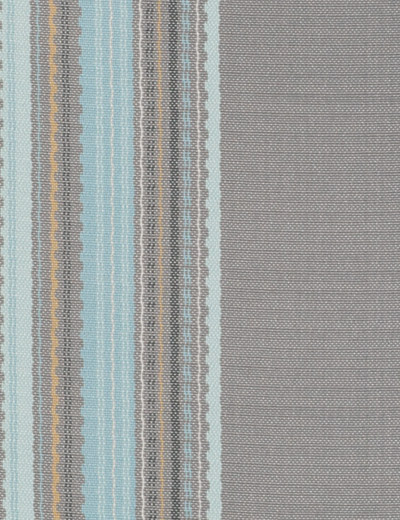 Buy Woven Stripe Teal Fabric By The Metre Next Made To