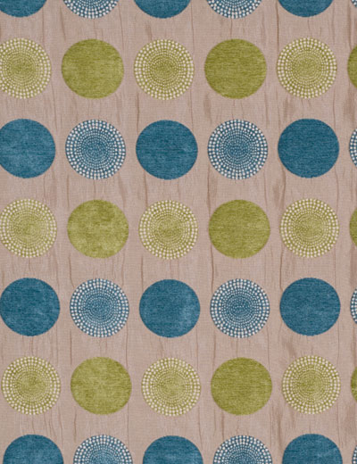 Curtain Arnez, Teal/lime | Next Made To Measure