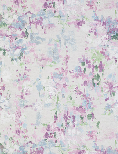 Curtain Watercolour Print, Multi | Next Made To Measure