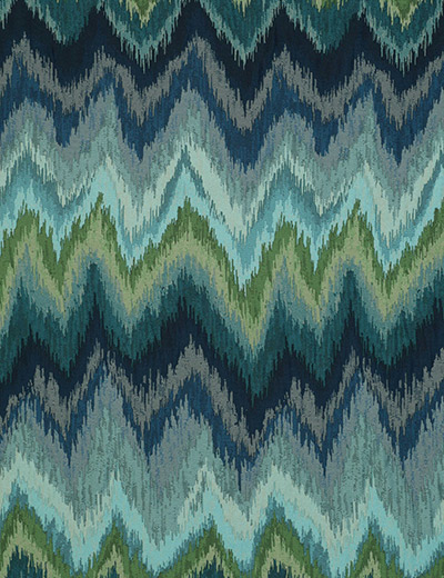 FEATHER IKAT