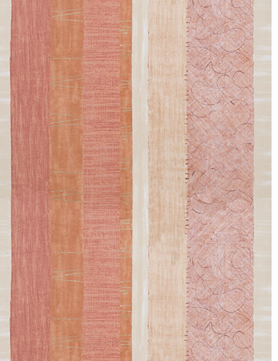 Terracotta Curtain Panels : Curtain caprice terracotta next made to measure