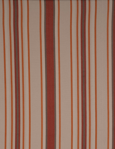 Curtain Details For Country Woven Stripe Orange Next Made To Measure