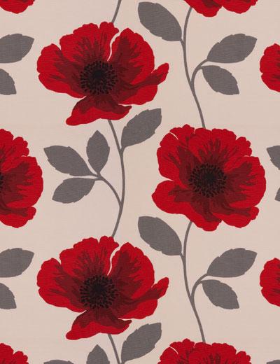 poppy print fabric - photo #14