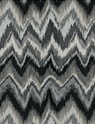 FEATHERED IKAT