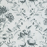 WATERCOLOUR FLORAL DAMASK