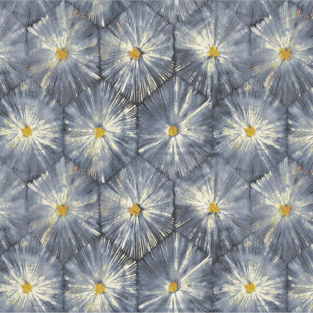 Honeycomb Navy