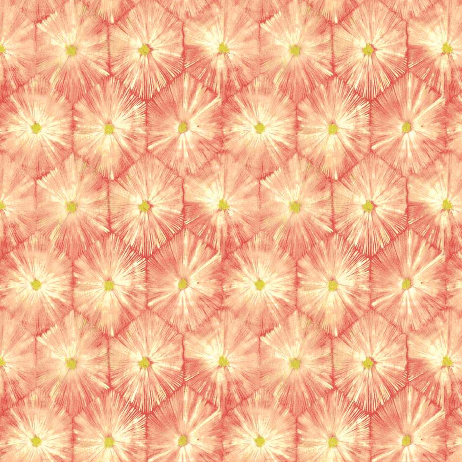 Honeycomb Tangerine