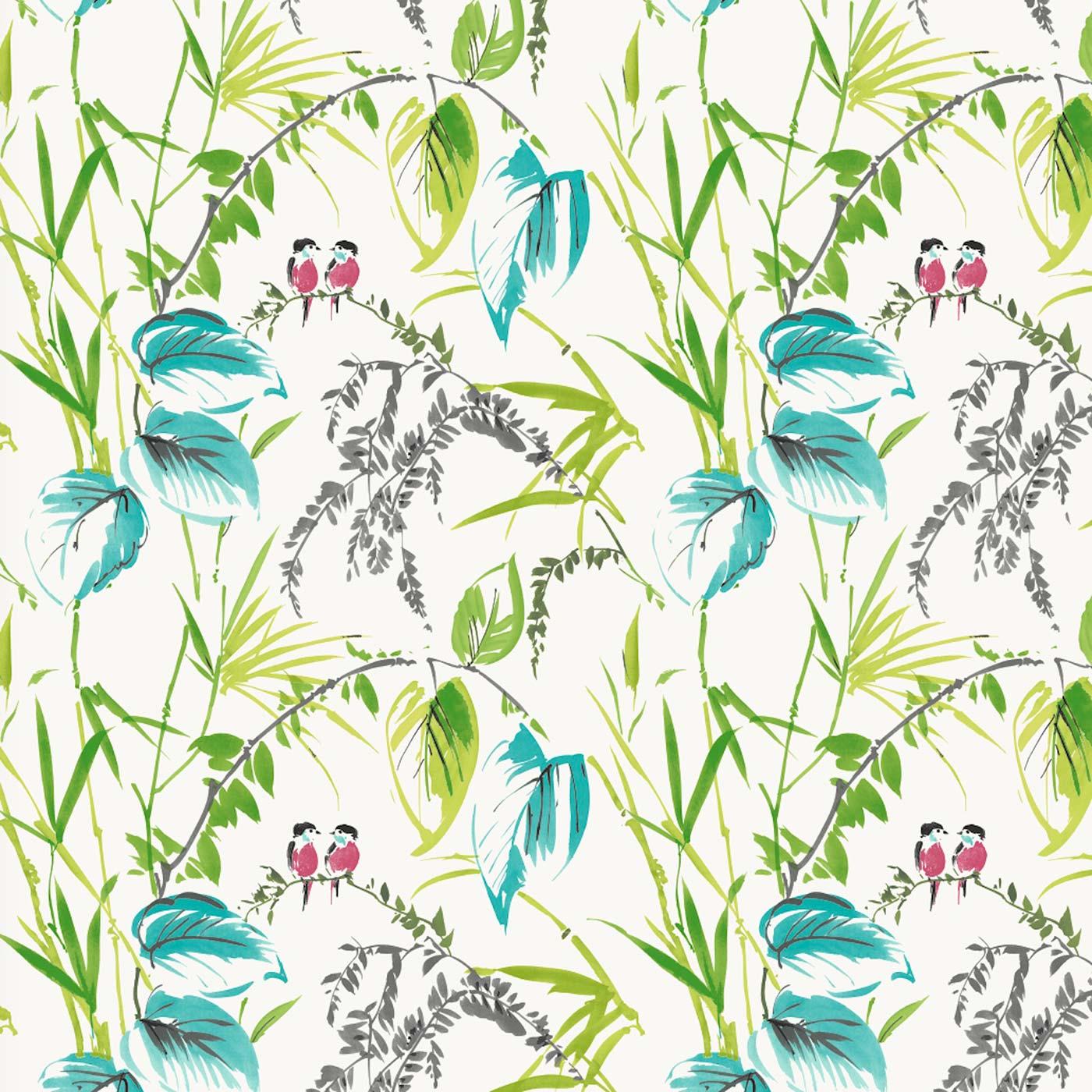 Love Birds Tropical