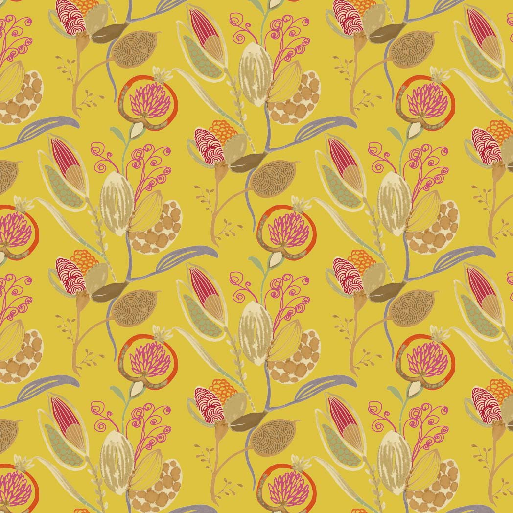 Mystical Inidian Yellow