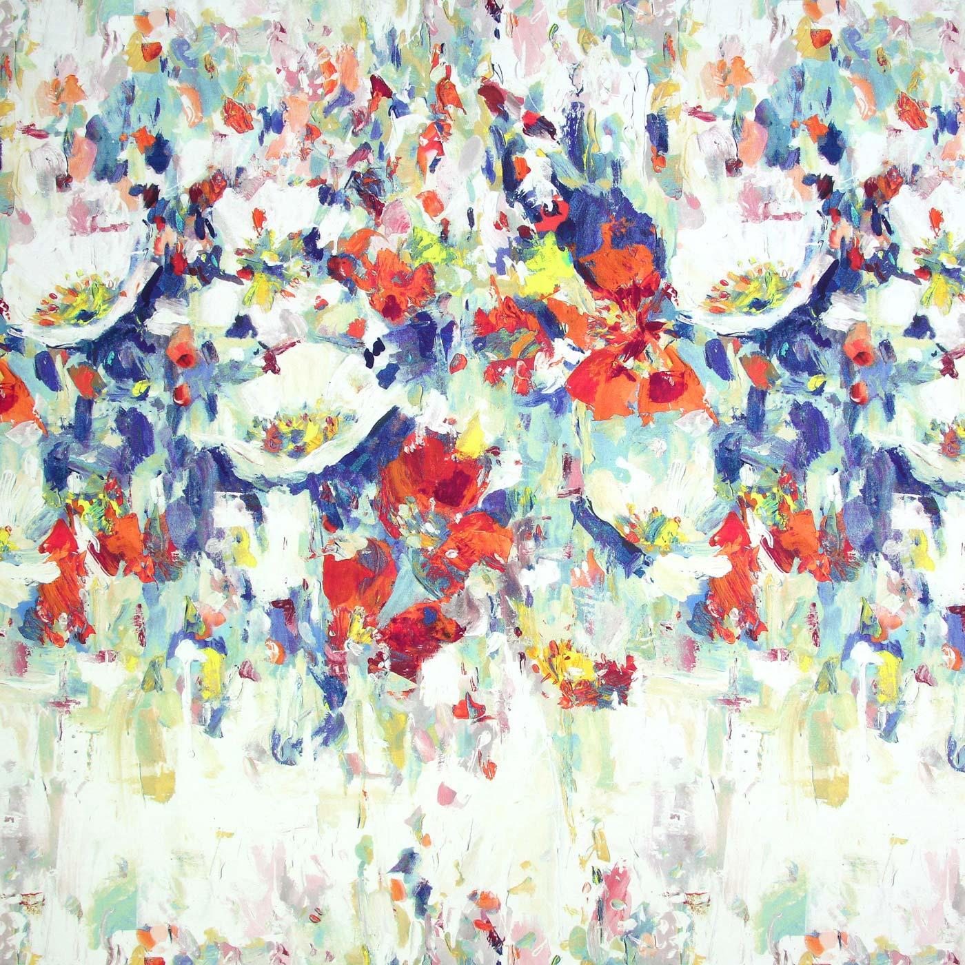 Flower Garden Fresco