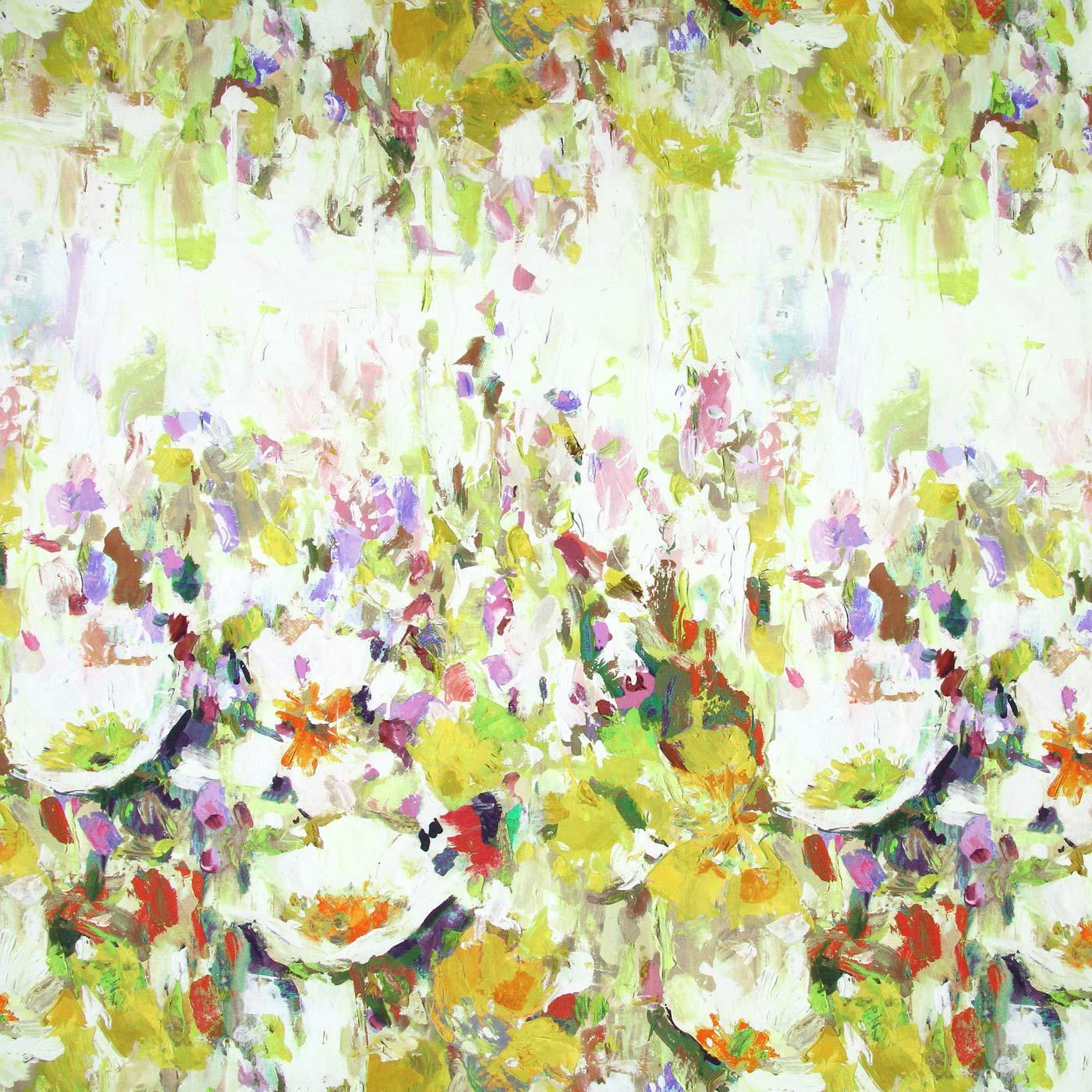 Flower Garden Ochre