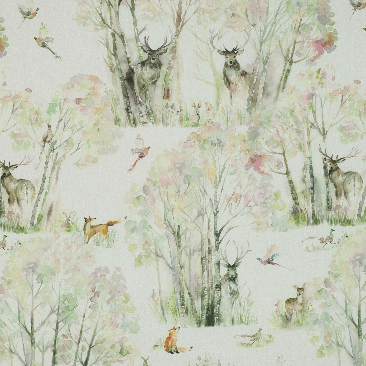 Enchanted Forest Linen
