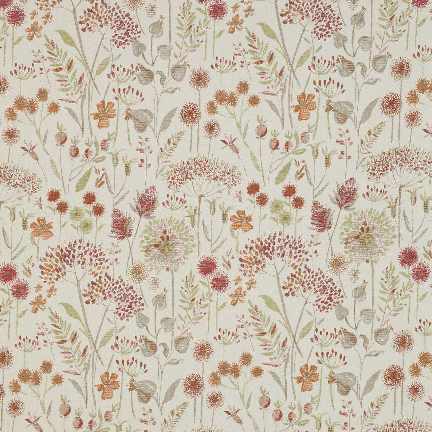 Flora Cream Russett